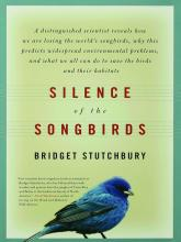 Myriad threats to songbirds