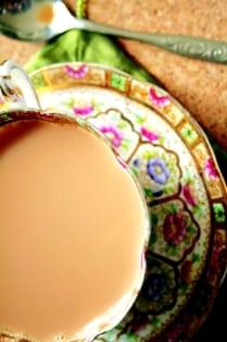 Tea-time story?