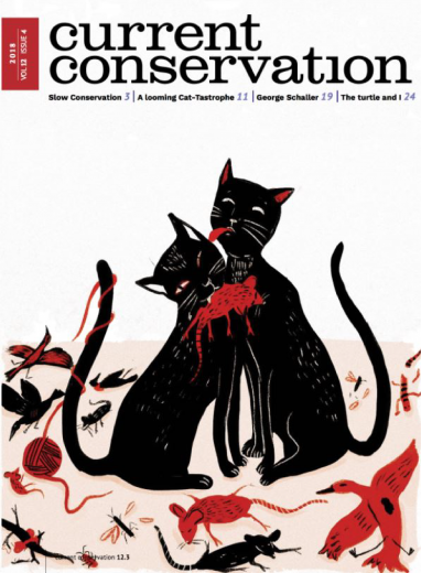 Current Conservation issue 12.4