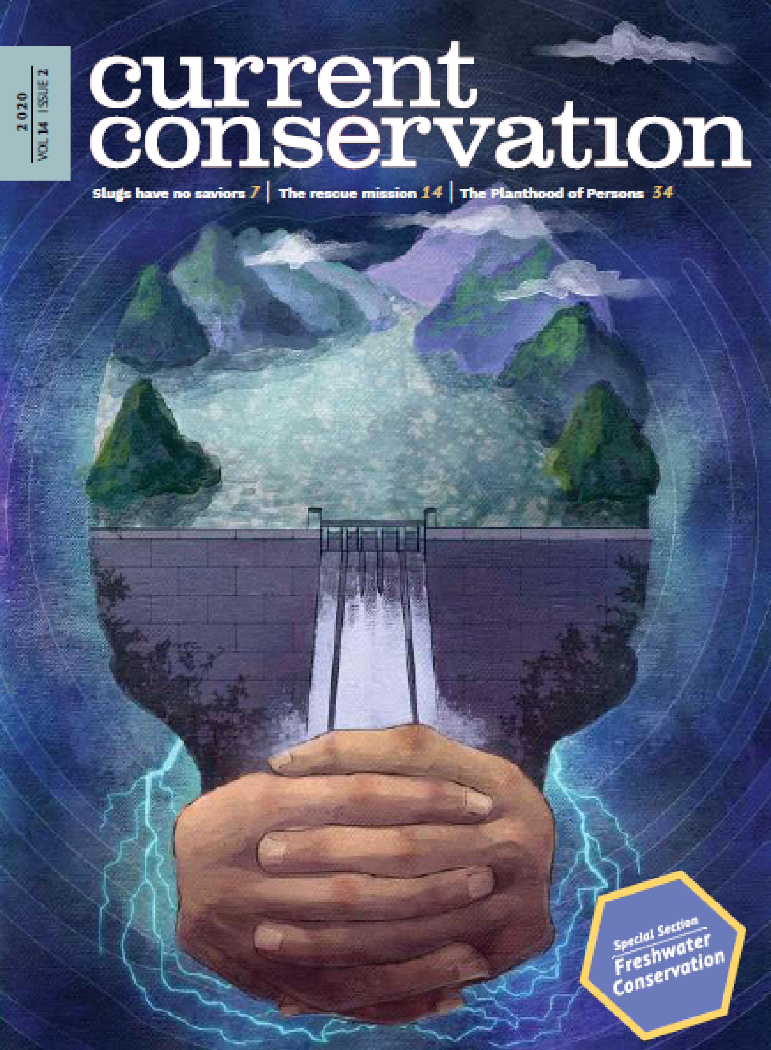 Current Conservation issue 14.2