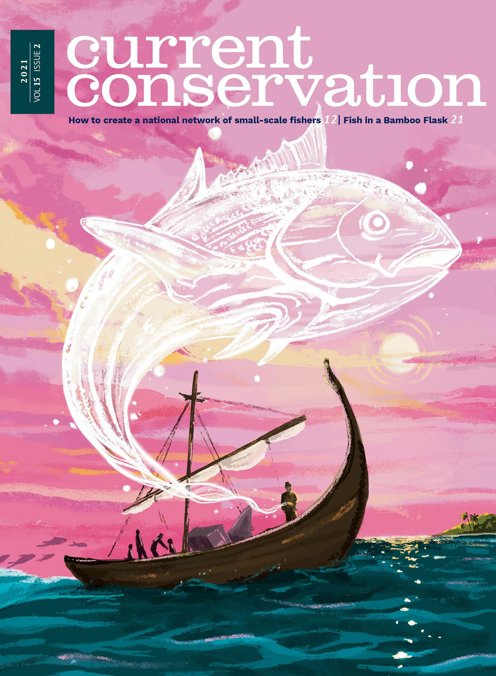 Current Conservation issue 15.2
